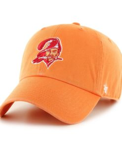 Tampa Bay Buccaneers 47 Brand Classic Mango Clean Up Adjustable Hat
