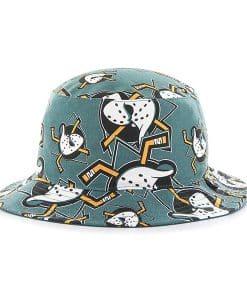 Anaheim Ducks 47 Brand Bravado Bucket Hat
