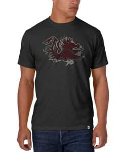South Carolina Gamecocks Scrum T-Shirt Mens Charcoal 47 Brand