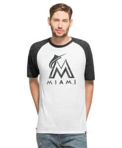 Miami Marlins Men's Apparel