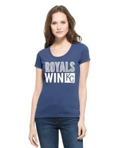 Kansas City Royals Women's Apparel
