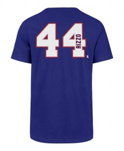 Anthony Rizzo Chicago Cubs Men's 47 Brand Blue Player Tee T-Shirt