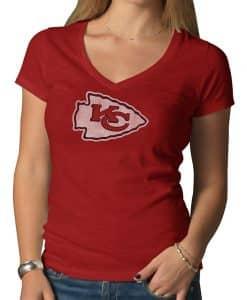 Kansas City Chiefs Women's Apparel