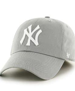 New York Yankees Franchise Gray 47 Brand Hat