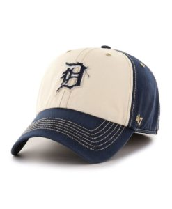Detroit Tigers 47 Brand Navy Maestro Franchise Fitted Hat