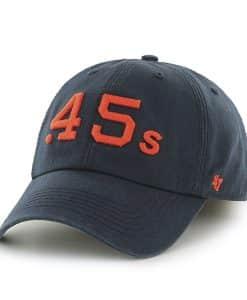 Houston Astros 47 Brand Clean Up Navy Adjustable Hat