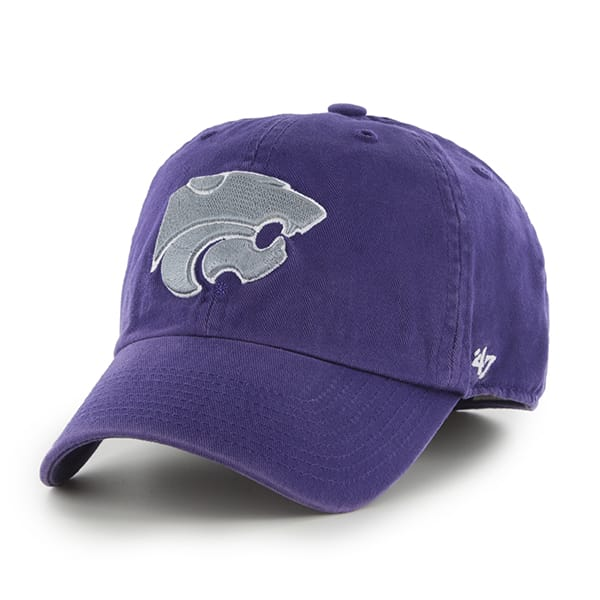Kansas State Wildcats Franchise Purple 47 Brand Fitted Hat