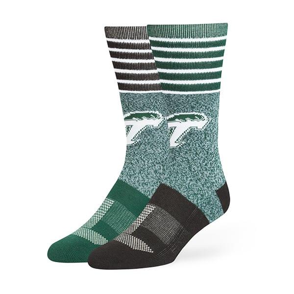 Tulane Green Wave Vernon Fuse Socks Dark Green 47 Brand