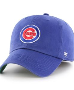 Chicago Cubs 47 Brand Blue Franchise Fitted Hat