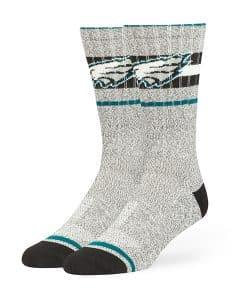 Philadelphia Eagles 47 Brand Fuse Socks