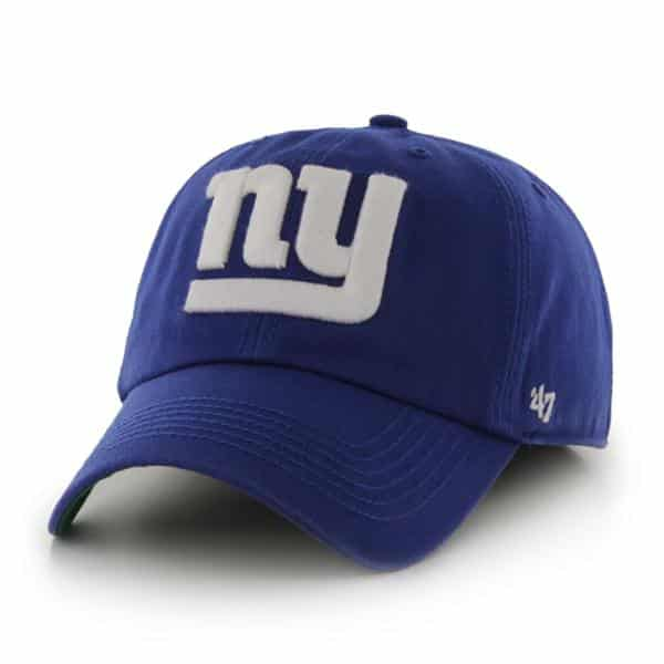 New York Giants 47 Brand Blue Franchise Fitted Hat