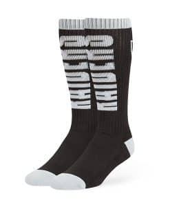 Oakland Raiders Warner Sport Socks OTC Black 47 Brand