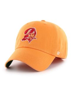 Tampa Bay Buccaneers 47 Brand Classic Mango Franchise Fitted Hat