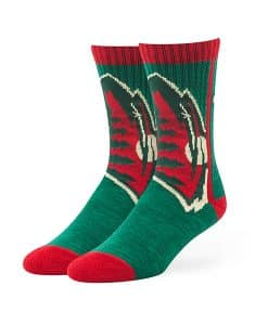 Minnesota Wild Socks