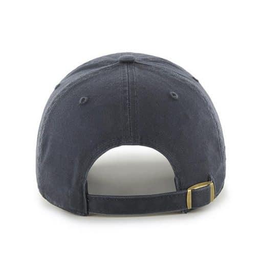 Houston Astros 47 Brand Clean Up Navy Adjustable Hat Back