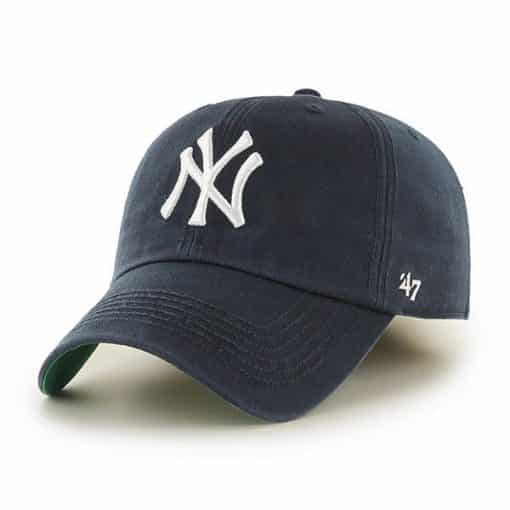New York Yankees 47 Brand Navy Franchise Fitted Hat
