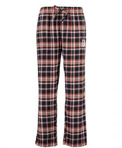 Detroit Tigers Mens Plaid Flannel Pajama Pants