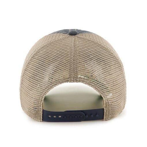 Chicago Bears Tuscaloosa Clean Up Vintage Navy 47 Brand Adjustable Hat Back
