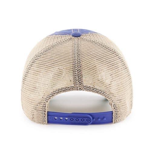 Detroit Pistons Tuscaloosa Clean Up Vintage 47 Brand Adjustable Hat Back