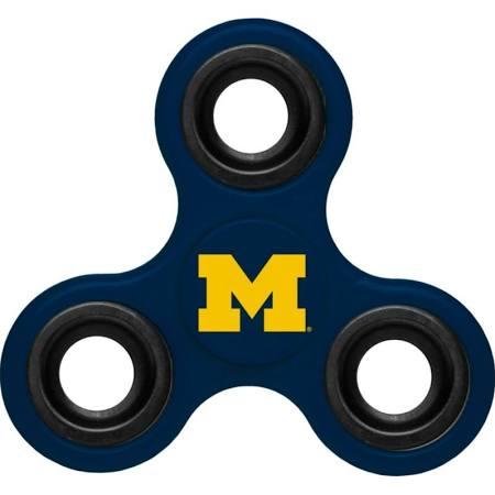 Michigan Wolverines 3-Way Fidget Spinner