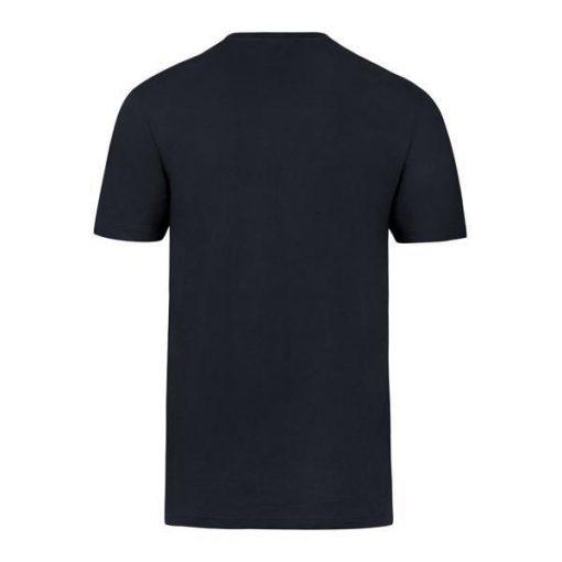 Chicago Bears Men's 47 Brand Navy Crosstown Flanker T-Shirt Back