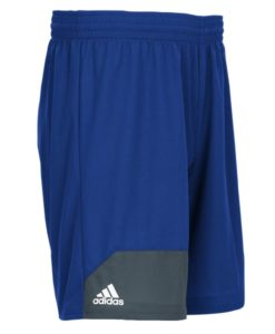 Men's Adidas Blue Climalite Spirit Pack Training Shorts