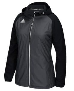 Women's Adidas Black Full Zip Jacket