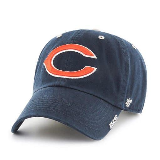 Chicago Bears 47 Brand Ice Navy Adjustable Hat