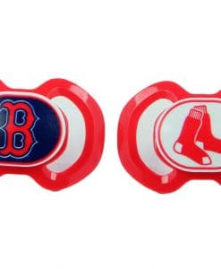 Boston Red Sox Red Pacifier 2 Pack
