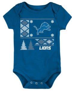 Detroit Lions Baby / Infant / Toddler Gear