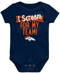 Denver Broncos Baby / Infant / Toddler Gear