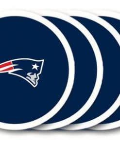 New England Patriots Coaster Set - 4 Pack
