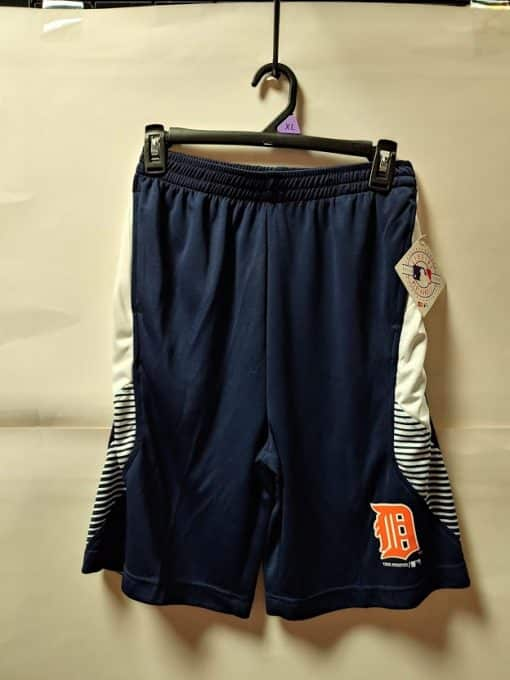 Detroit Tigers Youth Shorts