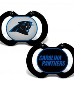 Carolina Panthers Pacifier - 2 Pack