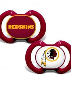 Washington Redskins Pacifier - 2 Pack
