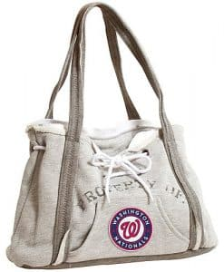 Washington Nationals Hoodie Purse