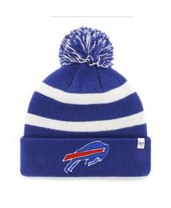 Buffalo Bills 47 Brand Blue Breakaway Cuff Knit Hat