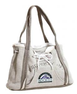 Colorado Rockies Hoodie Purse