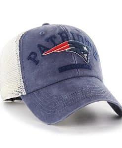 New England Patriots 47 Brand Vintage Brayman MVP Adjustable Hat