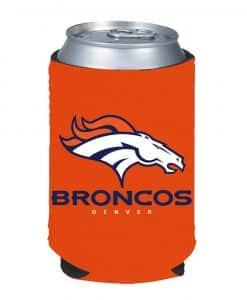 Denver Broncos Kolder Kaddy Can Holder - Orange