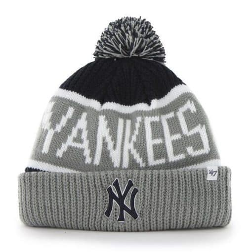 New York Yankees INFANT TODDLER 47 Brand Navy Calgary Cuff Knit Hat