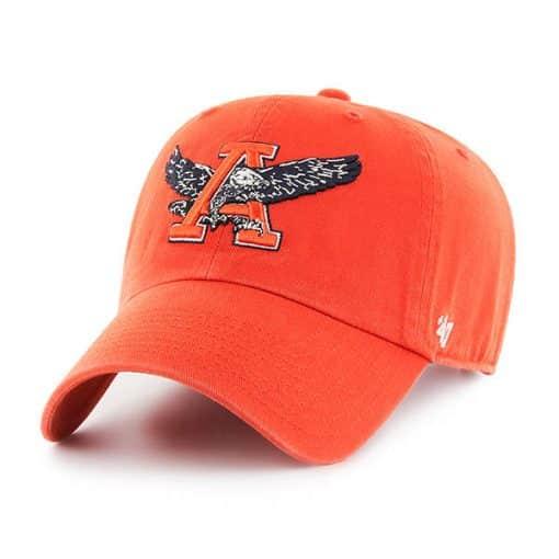 Auburn Tigers 47 Brand Vintage Orange Clean Up Adjustable Hat