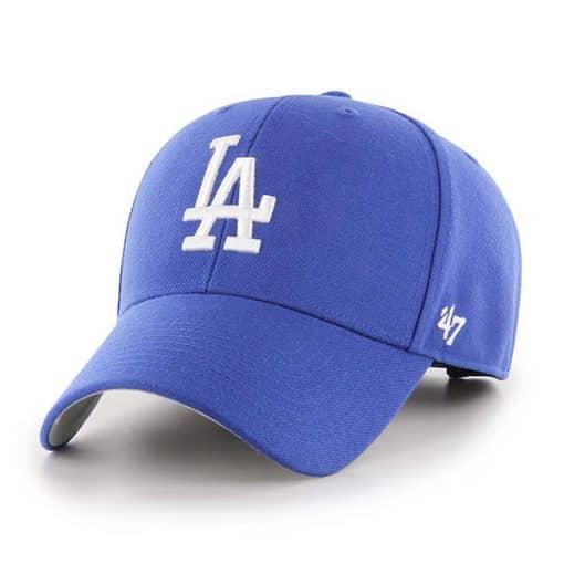 Los Angeles Dodgers 47 Brand Blue MVP Adjustable Hat