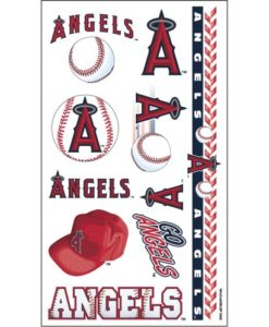 Los Angeles Angels Temporary Tattoos