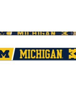 Michigan Wolverines Pencil 6 Pack