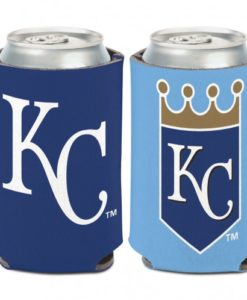 Kansas City Royals 12 oz Blue Can Koozie Holder