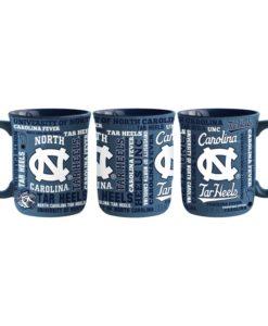 North Carolina Tar Heels 17oz Spirit Style Coffee Mug