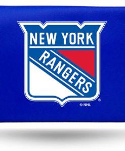 New York Rangers Nylon Trifold Wallet