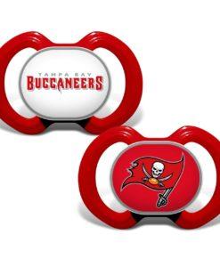 Tampa Bay Buccaneers Pacifier - 2 Pack