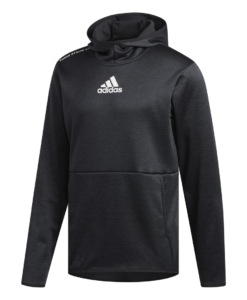 Men's Adidas Black GFX Pullover Hoodie